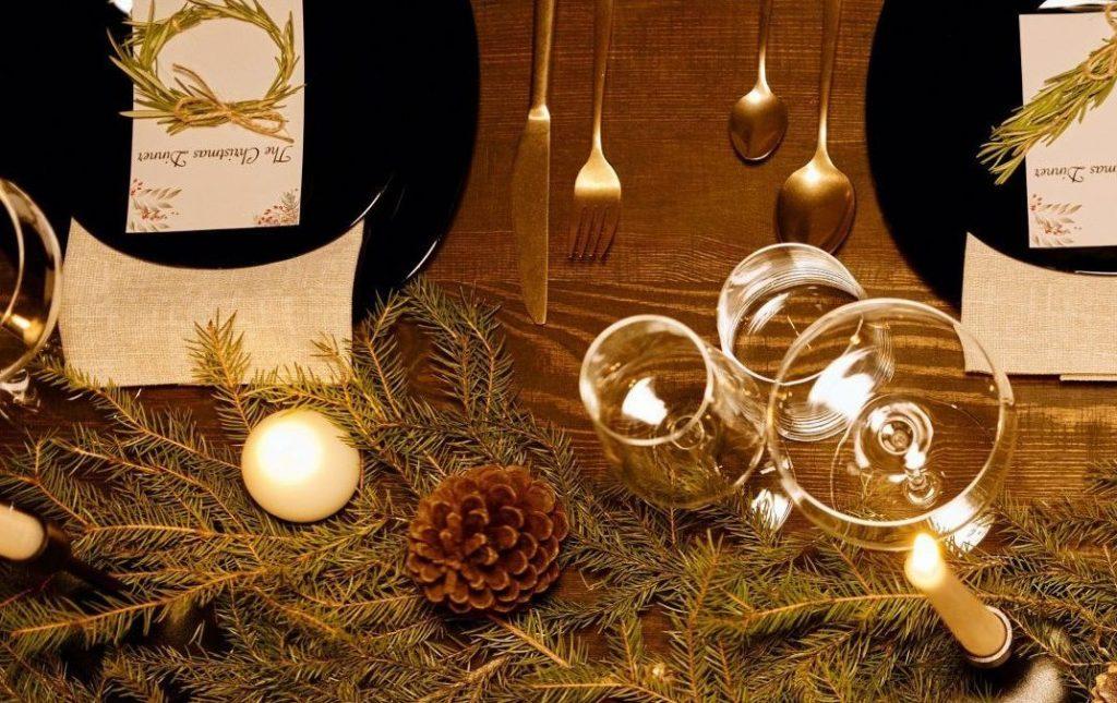 grande table Noël