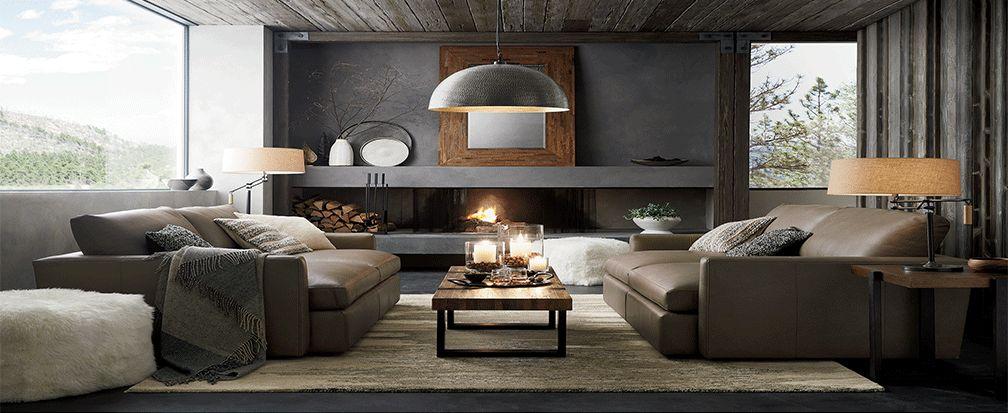 Blog mobiliers et décorations durables - salon chaleureux