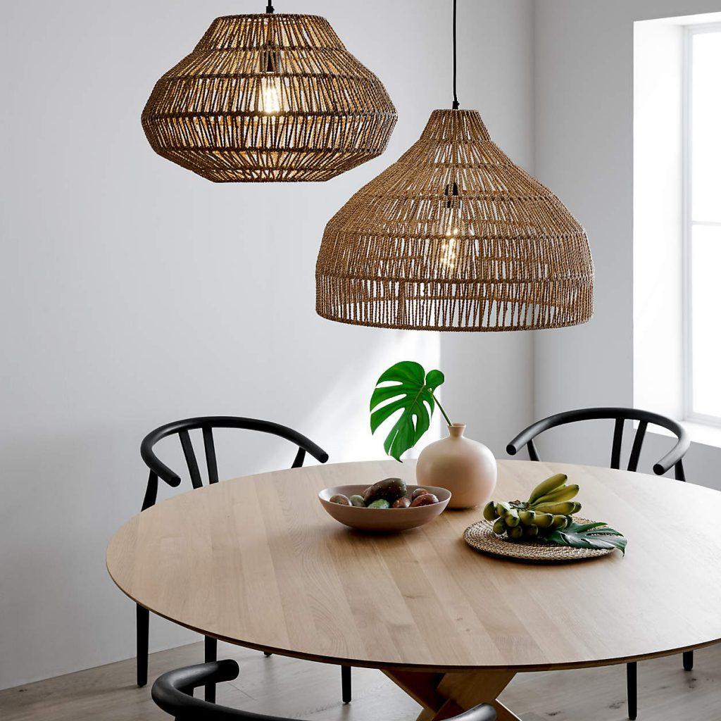 Tables en bois massif naturel 3