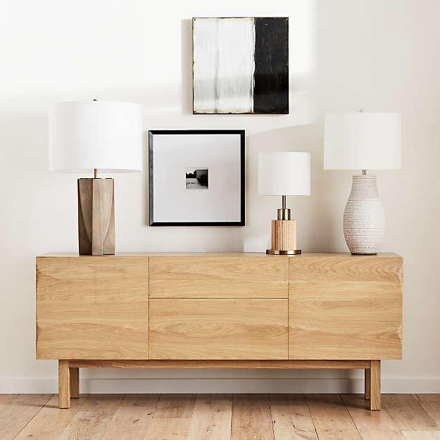 Lampe durable - plusieurs lampes de table